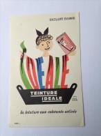 TEINTURE IDEALE - Buvards, Protège-cahiers Illustrés