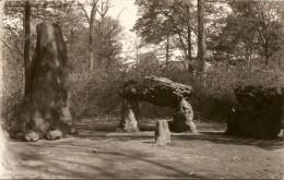 J-VELIZY(S.&O.)-LES DOLMENS - Dolmen & Menhirs