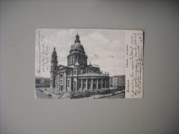 HONGRIE BUDAPEST A BAZILIKA - Hongrie