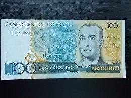 BRASIL - 100 CRUZADOS - UNC - Brésil
