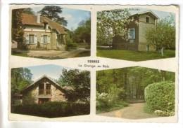 CPSM YERRES (Essonne) - La Grange Au Bois : 4 Vues - Yerres