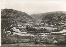 LA VALLEE DE PORT DIEU ET LE VILLAGE DE TRAPPE (avant Le Lac Du Barrage De PORT) - Other Municipalities