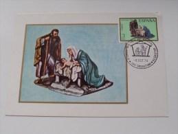San Sebastian Belenista - Anno 1976 ( Zie Foto Voor Details ) !! - Poste & Facteurs