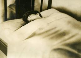 USA Illinois Oak Park Patricia Maguire Maladie Du Sommeil Encéphalite Léthargique Photo De 1937 - Ohne Zuordnung