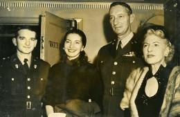 USA Famille Du General Mark Clark Ambassadeur Au Vatican Ancienne Photo De Presse 1951