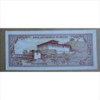 Billet 5 Ngultrum, Boutan (Bhutan) - Bhoutan