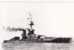 SHIPPING - H.M.S. IRON DUKE - Warships