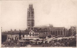 BOSTON MARKET PLACE - Postcards