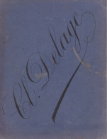 CATALOGUE  ARMES 1910  CL. DELAGE  A ST ETIENNE FORMAT 22 X 17     88 PAGES   TRES BON ETAT - Catalogues
