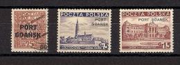Pologne Gdansk Danzig Dantzig - Ongebruikt