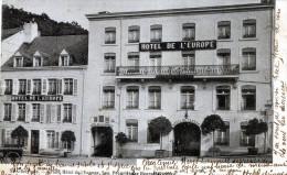 Spa. Belgique. Grand Hotel De L'Europe - Hotels & Gaststätten