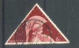 Langebalkstempel Zuidland Op Nvph 287 - Periodo 1891 – 1948 (Wilhelmina)