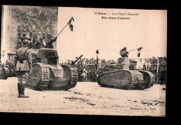MIL Guerre 1914-18, Chars D'Assaut, Char, Tank, RCC, Ed LD 17, 191? - Guerre 1914-18
