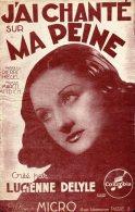 J'ai Chanté Ma Peine - Lucienne Delyle - Music & Instruments