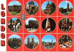 ANGLETERRE. Carte Postale Ayant Circulé. Londres. - London