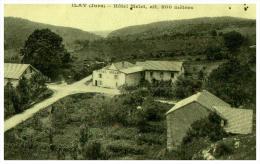 CPA ILAY , Hotel MELET , - Otros Municipios
