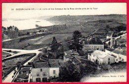 44 OUDON - La Loire Et Les Coteaux De La Rive Droite Pris De La Tour - Frankrijk
