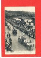 76 ROUEN Fetes Normandes 1909 Cpa Animée La Reine De Paris        23 LL - Rouen