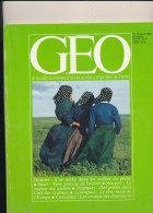 MAGAZINE GEO / N° 14 / AVRIL 1980 / SINAI / NEWPORT / TROPIQUES / CROCODILES - Geography