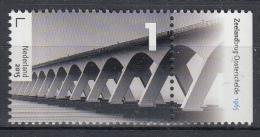 Nederland - Uitgiftedatum 30 Maart 2015 –  Bruggen/Bridges/Ponts/Brück- Zeelandbrug Over De Oosterschelde - MNH/postfris - Bruggen