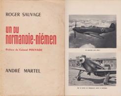 Roger Sauvage Pilote Sur Avion Yak, Escadrille Française Normandie-Niémen En URSS - 1939-45