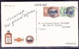 Trinité & Tobago - Lettre - Trinidad & Tobago (...-1961)