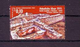 BiH HP Mostar 2015 Y  Archaeology Antique Complex In Rivine Stolac MNH - Bosnia And Herzegovina