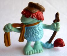 1 FIGURINE FRAGGLES - SCHLEICH 1985 - BOOBER - Figurillas