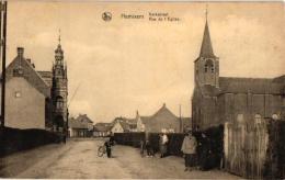 3 CP  Hemiksem   Hemixem   Kerkstraat        Scheldeboord           Ingang Kasteel - Hemiksem