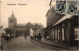 3  CP   Herenthout       Marktplein      De Dreef       Pastorij - Herenthout