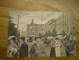 Aachen // Fried.Wilhelm Platz   // 1904 Momentaufnahmen Serie Selten - Aachen