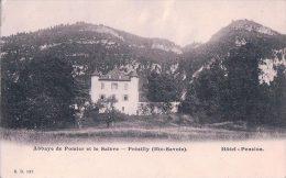 France, Présilly Abbaye De Pomier Et Le Salève, Hôtel Pension (387) - Autres Communes
