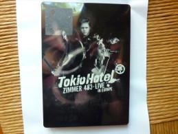 Tokio Hotel Concert 2 DVD Et 1 CD - Musik-DVD's