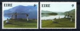 1975 IRLANDA SERIE COMPLETA 2 VALORI NUOVA** - 1949-... Repubblica D'Irlanda