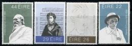 1982 IRLANDA SERIE COMPLETA 4 VALORI NUOVA** - 1949-... Repubblica D'Irlanda