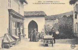 La Louvesc (Ardèche) - La Fontaine Miraculeuse De St-François-Régis - Carte M.B. N°3541 Non Circulée - La Louvesc