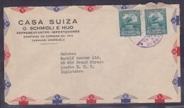 Venezuela - Lettre - Venezuela