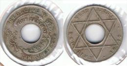 AFRICA DEL OESTE 1 10  PENNY 1912 - Monedas