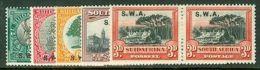 SG 58/61 * / MH / Avec Charniere / M/M  South West Africa - África Del Sudoeste (1923-1990)