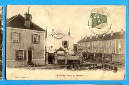 Madd052, Trappes, Mare Du Pressoir, E. Lecuyot,  Circulée - Trappes