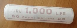 ROTOLINO DA 20 LIRE RAMO QUERIA DEL 1991 DELLA REPUBBLICA ITALIANA - - 20 Lire