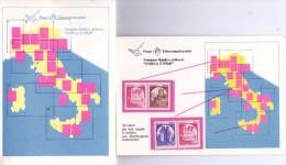 ITALIA   Folder Dei Castelli D´Italia Emessa Poste Italiane  Serie Di 28 Valori - Non Classés