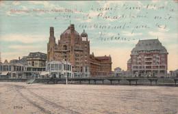 ATLANTIC CITY / MARLBOROUGH BLENHEIM (with STAMPS) - Atlantic City