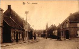 6 CP Putte Dorp Bakker  Beerzelhoek  Markt   Steenweg Op Beerzel Café De Wildeman Landbouwschool  Statiestr - Putte