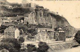 GRENOBLE PERSPECTIVE SUR LE JARDIN DES DAUPHINS ET FORT RABOT (LOT U9) - Grenoble