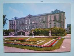 V 08-23-creuse-gueret Jardins Public Et Musee- - Guéret