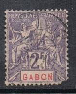 GABON N°31 - Gebraucht