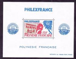 Polynésie BF N°6 - Neuf ** - Superbe - Blocs-feuillets