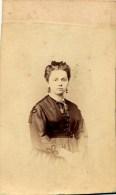 CDV, Anonyme, Nice Portrait Of A Woman - Fotos