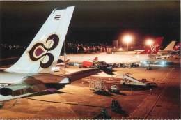 AIRBUS  A340  CONSTRUCTION   ESSAIS  USINE     AVION AIRBUS - 1946-....: Moderne